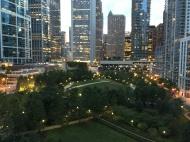 Park/city view
